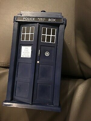 Dr Who money box With Sound