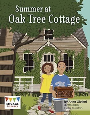 Giulieri  Anne-Summer At Oak Tree Cottage BOOK NUOVO