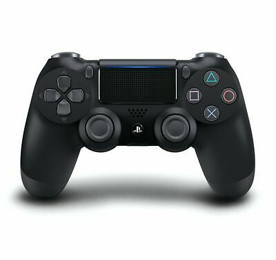 BRAND NEW - Sony PlayStation 4 DualShock Wireless Controller - Jet Black