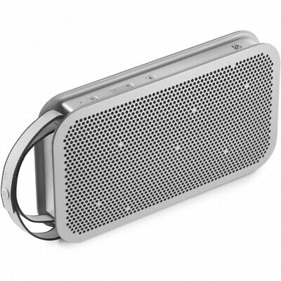 B&O Play by Bang & Olufsen BeoPlay A2 Active Wireless Bluetooth Speaker Natural