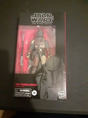 The Mandalorian Star Wars Black Series Action Figure IN HAND & READY TO SHIP