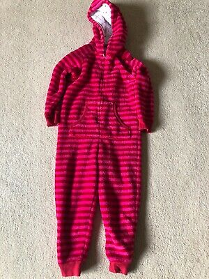 Gorgeous girls all in one pjs M & S age 3-4