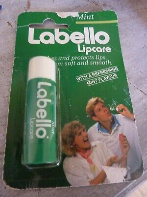 labello  Mint  Old !!!