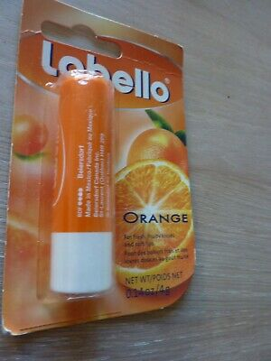 labello  Orange  .Zeldzaam
