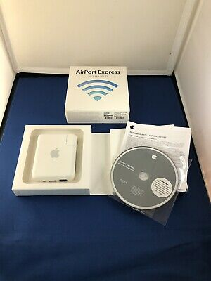 Apple AIrPort Express Wireless Router A1264 802.11n MB321LL/A