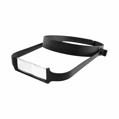 Modelcraft Slimline Headband Magnifier with 4 Lenses Model Making and Crafts