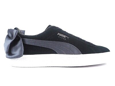 PUMA SUEDE BOW 367317 04 Womens Trainers~RRP £70~Sizes UK 3