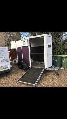 Horse Box Trailer, Conversion, Project, Outside Bar, Catering, Gin bar Refurb