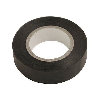 Black PVC Tape Electrical PVC Insulating 20 m Length 19 mm Wide Insulation Tape