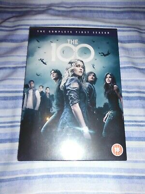 The 100 complete first season 3 disc DVD boxset
