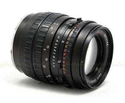 Hasselblad 150Mm F/4 Cfi Carl Zeiss Sonnar T* Lens Used