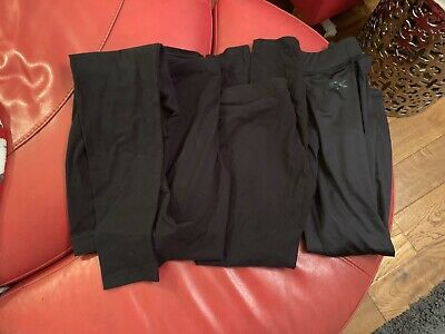Never Worn, 4 Pairs Of Girls Leggings From Next Age 12