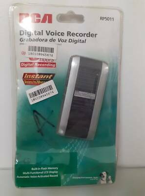 RCA Rp5011 Digital Voice Recorder RP5011