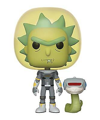 Pop Animation Rick & Morty S2 Space Suit W/ Snake Vin Fig  Funko  1/22  Pre-Sale