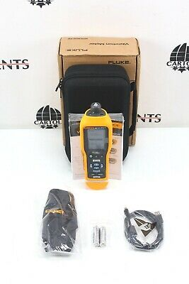 Fluke 805 FC Vibration Meter with Fluke Connect Compatibility