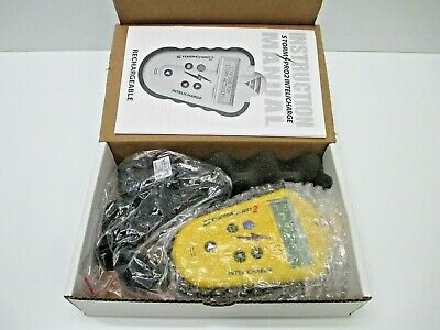 Storm Pro 2 Storm Tracker Lightning Detector New In Package English Safety