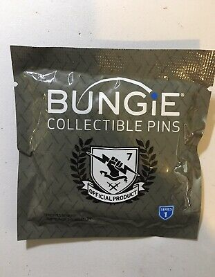 Destiny Heart Of The Foundation Pin (Includes In-Game Emblem) Very Rare