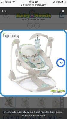 Ingenuity Baby swing seat. Great condition.