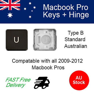 Macbook Pro Replacement Keys 2009-2012 (A1278)