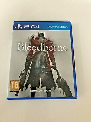 """""""BLOODBORNE"""" Game for Sony Playstation 4"""