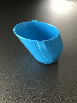 Blue Childs Doidycup Slanted Cup