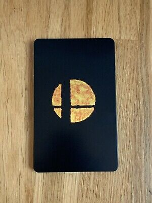 Super Smash Bros Ultimate Steelbook Case Only Nintendo Switch (NO GAME) **NEW**