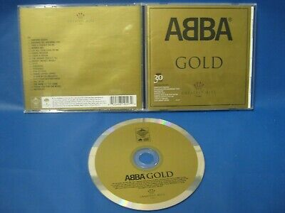 CD ALBUM ABBA GOLD 30 GREATEST HITS Auction 400