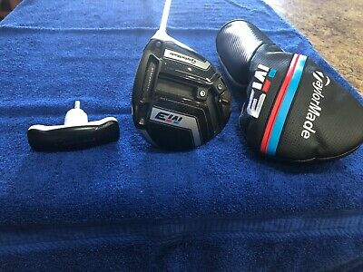 Taylor Made M3 driver 9.5 stiff shaft