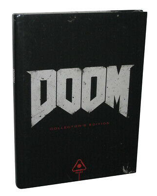 DOOM Prima Collector's Edition Hardcover Strategy Guide Book