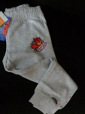 Pj Masks Characters Boys/ Girls Trousers Joggers Bottoms age 4 Years nwt