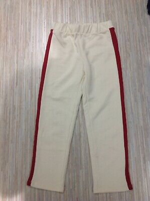 NEW Girls Stretch Jersey Trousers Age 11-12 Years Zara