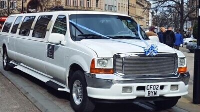 Ford Excursion Limousine 13 Seater LPG Brand new engine
