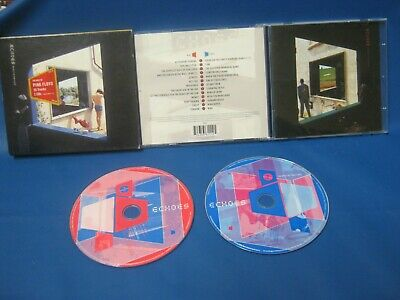 CD ALBUM PINK FLOYD THE BEST OF ECHOES Auction 684