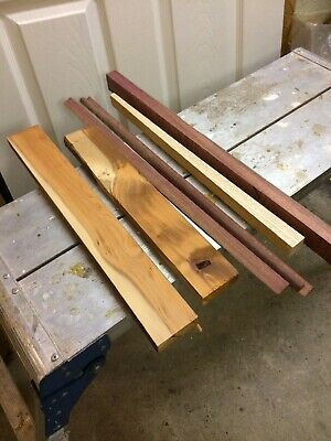 Exotic Timber Pieces