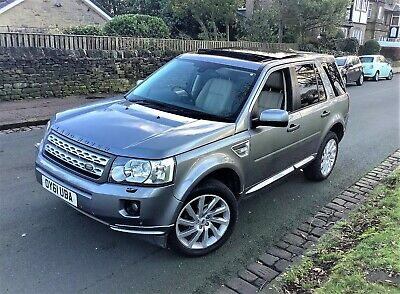 2011 (61) Land Rover Freelander 2 HSE AUTOMATIC - HPI CLEAR - FACELIFT!