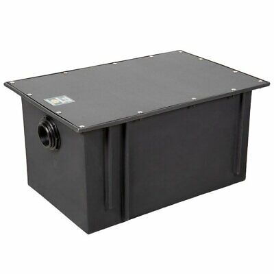 Ashland PolyTrap 4850 100 lb. Grease Trap with Threaded Connections