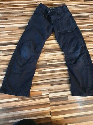 Next Boys Black Combat Style Trousers Age 6 Years