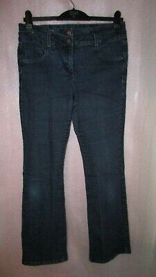 Ladies Next Lift Slim & Shape SLIM High Waist Stretch Jeans - Size 14 L