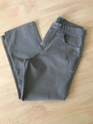 Marks & Spencer SP Trousers W34 L29 Light Brown Excellent Condition