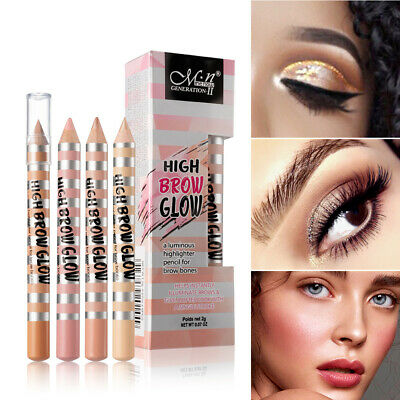 Menow highlighter eyebrow pencil Long-lasting eyebrow enhancer Makeup U