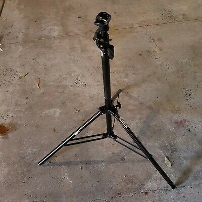 Photographic Light Stands Various Types and Sizes