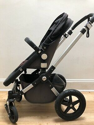 bugaboo cameleon 3 plus seat, bassinet, raincover and Adaptor(capsule)