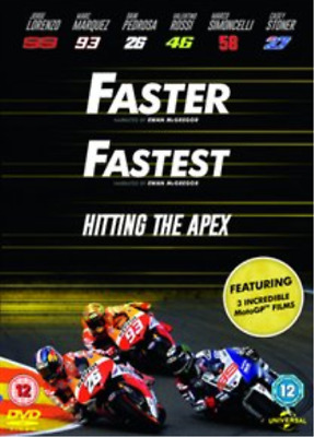 Faster/Fastest/Hitting the Apex DVD NEUF
