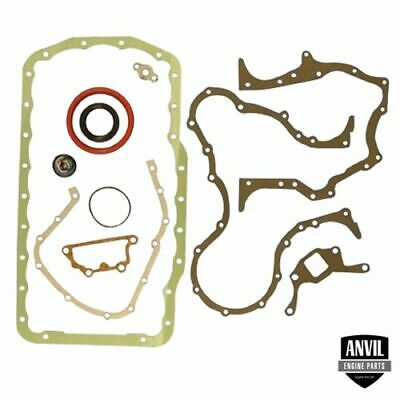 NEW Bottom Gasket Set for Ford New Holland Tractor LX985 SKID STEER TS100 TS110