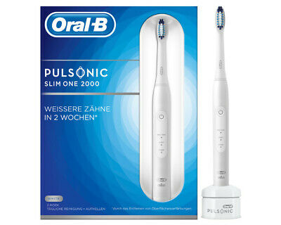 Oral-B Pulsonic Slim One 2000 White