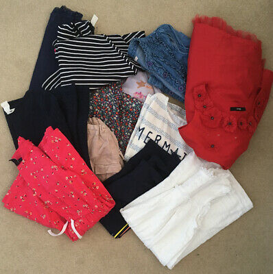 Girls Clothes Bundle 8-9 Years. Gap Next John Lewis Etc.