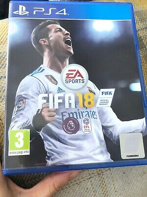 FIFA 18 PS4 Excellent Condition