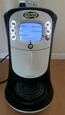 Flavia Creation coffee machine. VERY LOW VEND OF ONLY 2065.