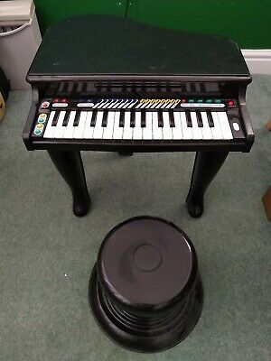 Kids Bruin Electronic Toy Grand Piano - used, but in full working order
