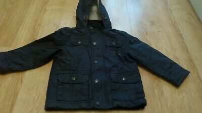 Boys Winter Coat From George Aged 2-3 Years
